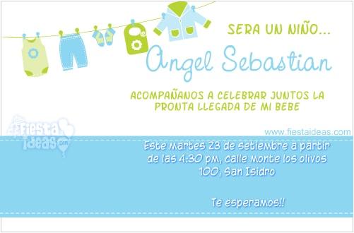 ▷ 20 Invitaciones para Baby Shower: edita e Imprime GRATIS 【2018】