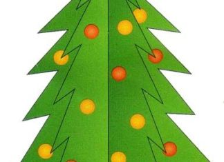 arbol navidad de cartulina7
