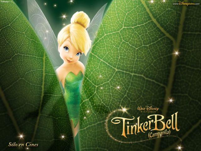 Tinker Bell (campanita) imagenes para descargar 2