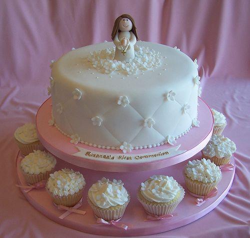 tortas lindas de comunion