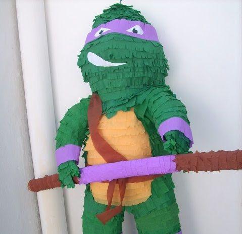 Piñata_Tortugas Ninja