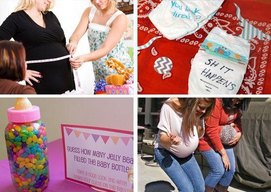 15 Juegos Para Baby Shower Realmente Divertidos