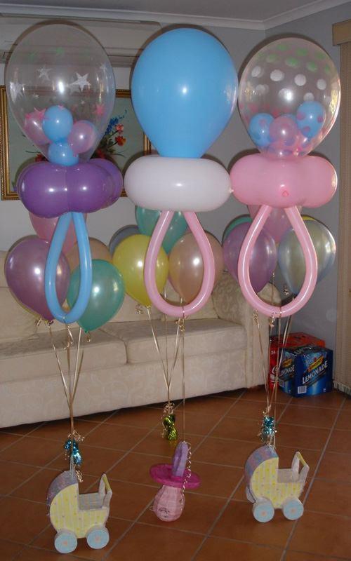 Gallery Of Ideas Para Decoracion De Baby Shower Con Globos Todas Todas Son  Adorables With Ideas Baby Shower Decoracion.