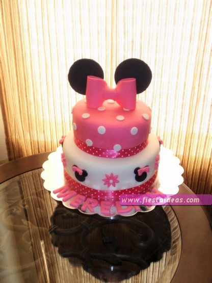 15 Decoraciones de minnie mouse