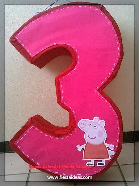Peppa Pig Original fiesta de cumpleaños infantil