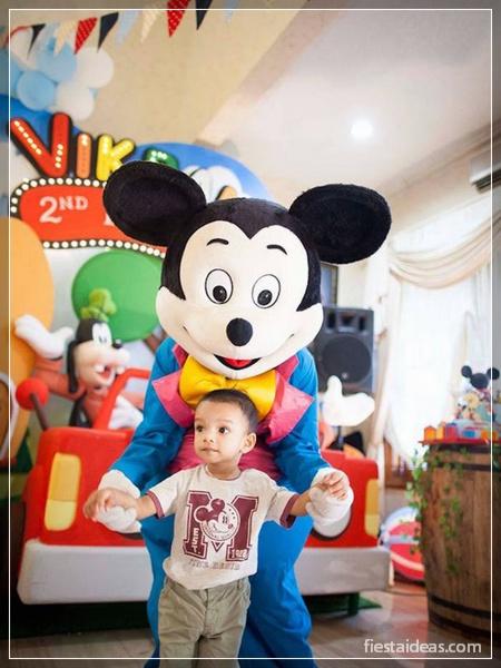 juegos y actividades para una divertida celebracin con ideas de fiesta mickey mouse
