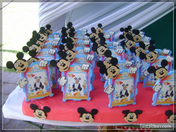 50 Ideas De Fiesta Mickey Mouse Decoraciones Espectaculares 2018