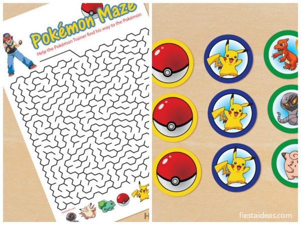 imgenes y figuras para descargar de pokemon