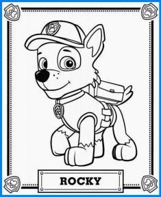 Imágenes De Patrulla Canina Para Descargar Imprimir Colorear