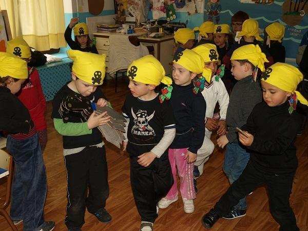 juegos para fiestas infantiles en busca del tesoro escondido
