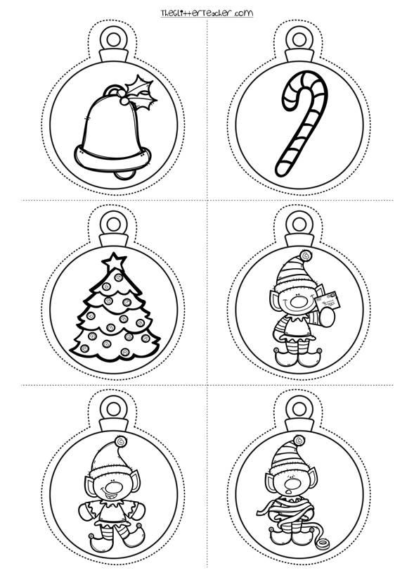 Imagenes Bolas De Navidad Para Colorear.25 Bolas De Navidad Ideas Originales Y Faciles De Hacer