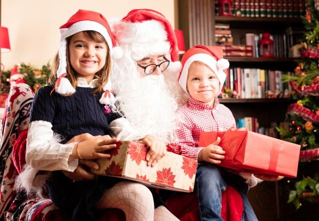 Origen de Papa Noel - historia y actualidad