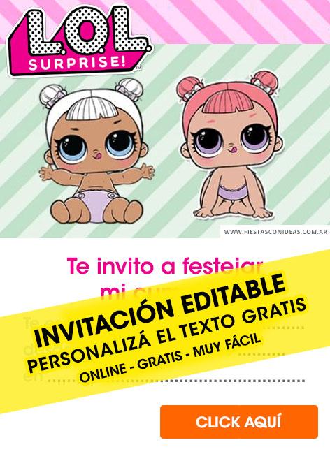 free lol surprise birthday invitations