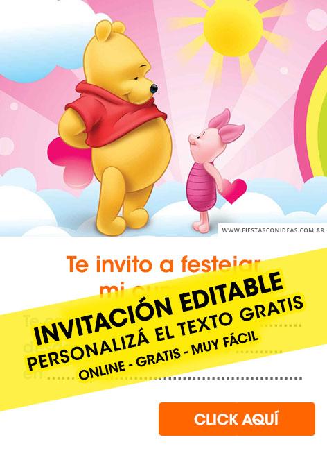 12 free winnie pooh y tigger birthday