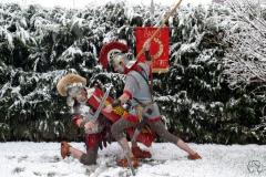 3 Lucha entre legionarios