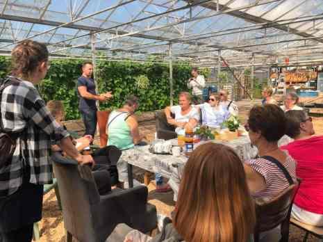 Jerry Moerman vertelt over het Boeregoed 'sociaal en dichtbij' verhaal en de Farmshops