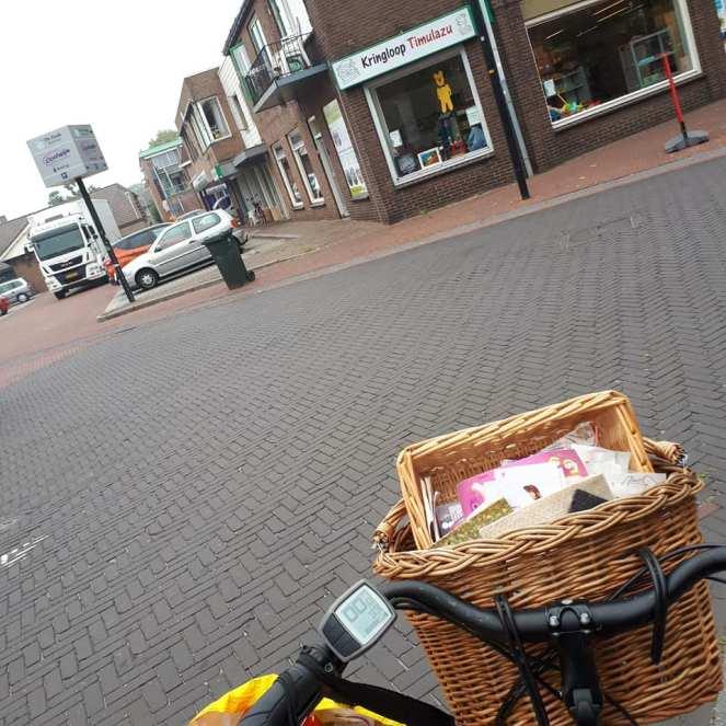 Kringloop Timulazu — in Heino, Overijssel, Netherlands.