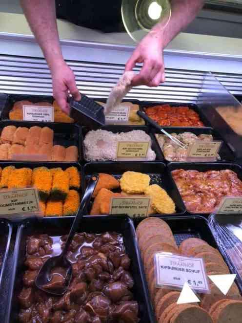 ook wat kipschnitzels mee bij Poelier Jos Straathof — bij Poelier Jos Straathof.