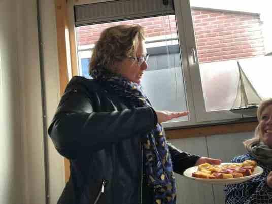 Lekkere zoete hapjes van Sylvia Simons-vd Berg bij Santé Holland — bij Santé Holland.