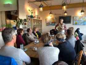 Ernst van Het Blauwe Hek vertelt over roggebrood — bij Het Blauwe Hek.