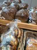 En een brood van Bakkerij Paul Schalke mee bij Keurslager Poleij — bij Keurslager Poleij.