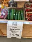 Bij Boeregoed bij De Carlton Tuincentrum komkommers halen — bij De Carlton Tuincentrum.