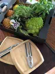 Mijn buit na de eerste verkoopdag voor Team Westland — bij Fietsen voor m'n eten.