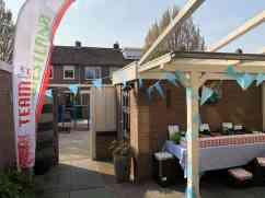Aan de slag met het inrichten van het Team Westland onbemande stalletje thuis — bij Fietsen voor m'n eten.