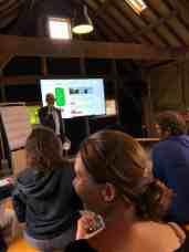 Onverwachts toch naar de bijeenkomst van Voedselfamilies Zuid-Holland bij Landzicht Biologisch Groentenabonnement (Strijen) — bij Landzicht Biologisch Groentenabonnement.