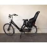 Vélo avec siège enfant