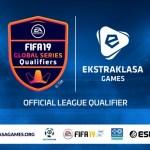 EkstraklasaGames – największy turniej w FIFA 19 organizowany w Polsce