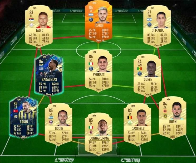 FIFA 21: Edmond Tapsoba TOTS disponível em DME