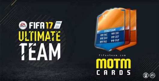 FIFA 17 Players Cards Guide - MOTM Cards