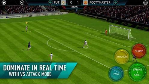 Resultado de imagem para FIFA 18 MOBILE