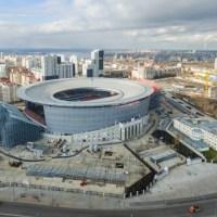 FIFA World Cup Russia: Ekaterinburg Stadium