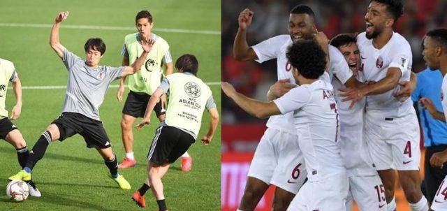 قطر واليابان بث مباشر