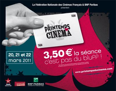 [Agenda] Le Printemps du Cinéma commence aujourdhui   400x300
