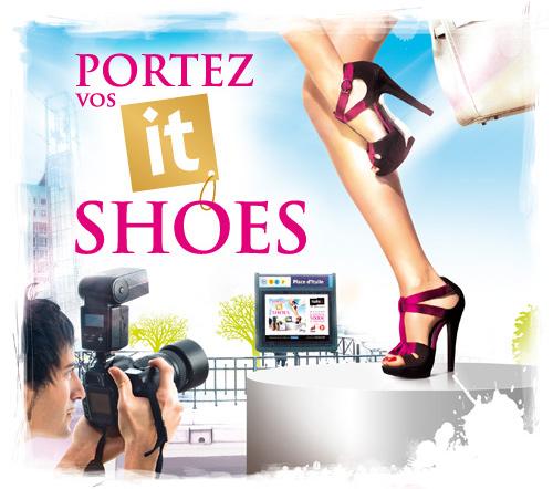 Montrez vos ItShoes et gagnez 1000 € de shopping   bandeau