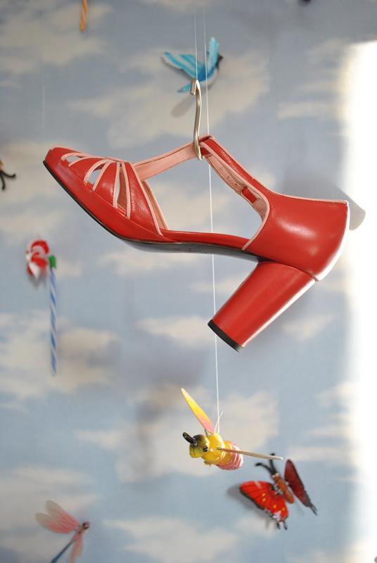 A la découverte des chaussures By Abigail   Showroom Abigail Affranchie