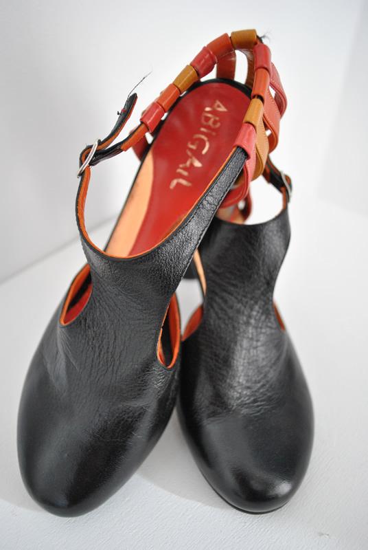 A la découverte des chaussures By Abigail   Showroom Abigail Espiegle