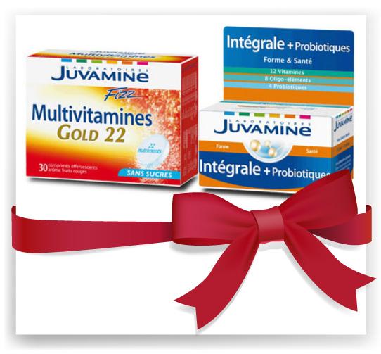 Un concours multivitaminé   vitamines