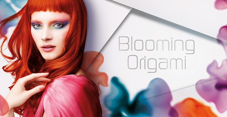 La nouvelle collection Kiko : Blooming Origami   image gallery
