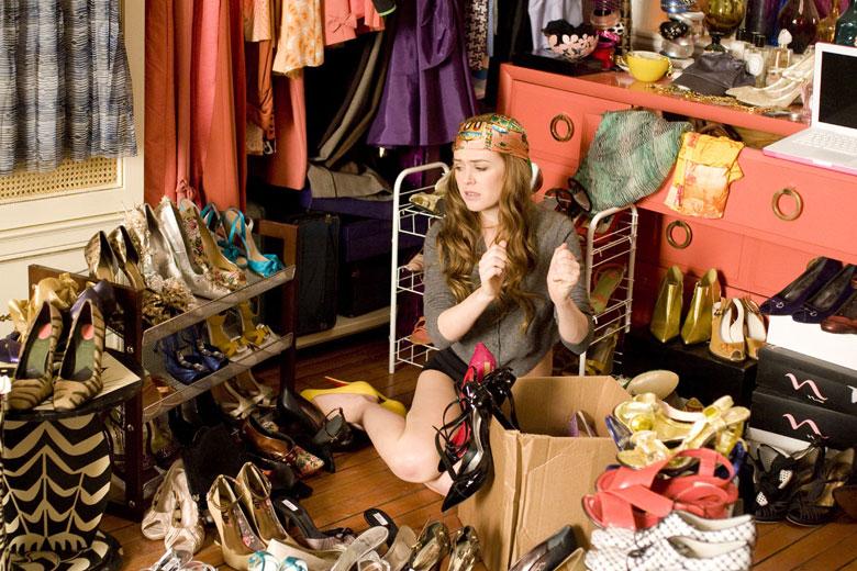 Mon banquier, mon meilleur ennemi   01811576 photo isla fisher dans confessions d une accro du shopping
