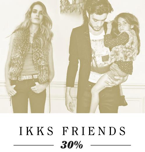 IKKS Friends   Automne 2012   ikks friends
