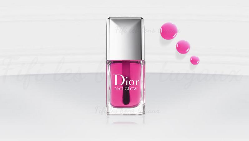 Nail Glow Dior