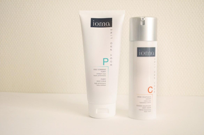 Lhydratation selon Ioma   ioma corps