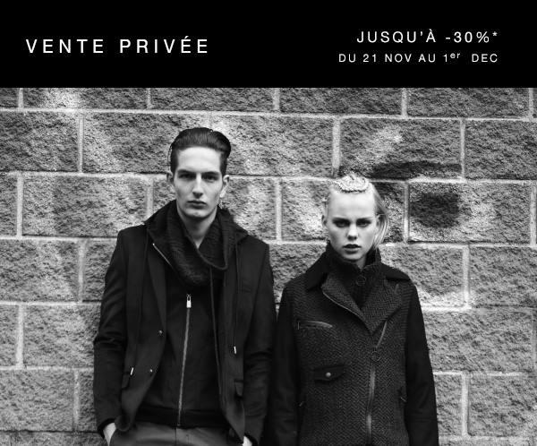 Ventes Privée Eleven Paris   Automne 2013   eleven paris