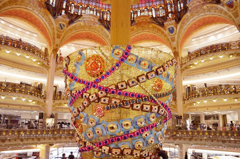 Le Noël Monstre des Galeries Lafayette   noel monstre galerie lafayette 1