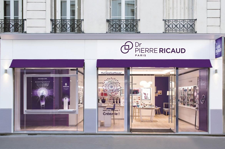 Quoi de neuf dans nos espaces beauté ?   Boutique dr Pierre Ricaud