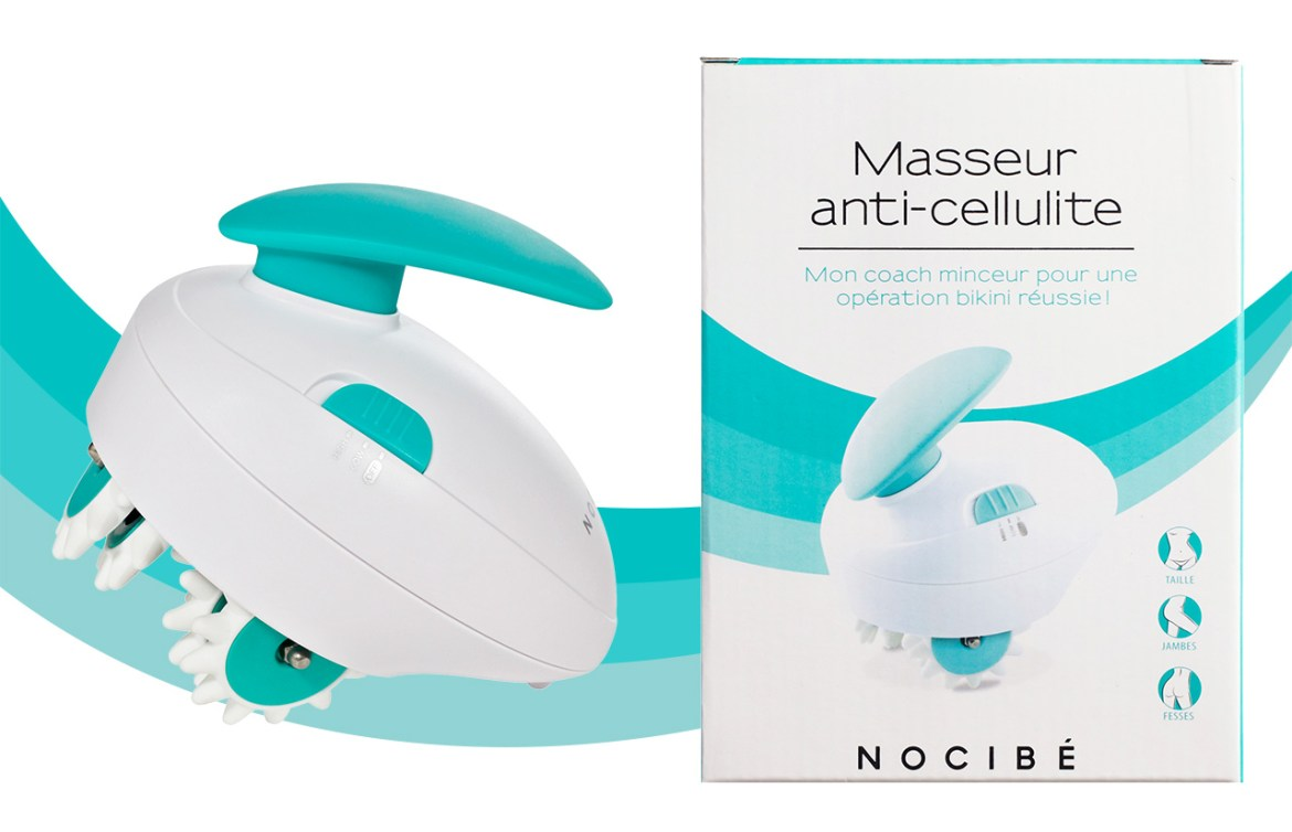 Le gros billet   nocibe Masseur anti cellulite